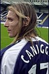 Caniggia In Dundee Jersey